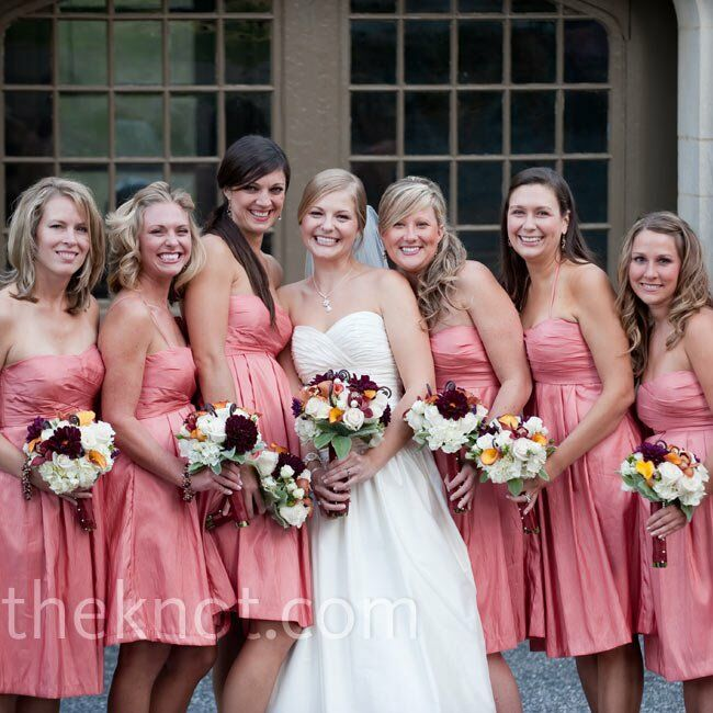 A Garden Wedding In Brooklandville, MD