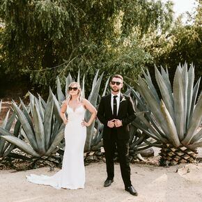 Whimsical Outdoor Wedding At Leo Carrillo Ranch