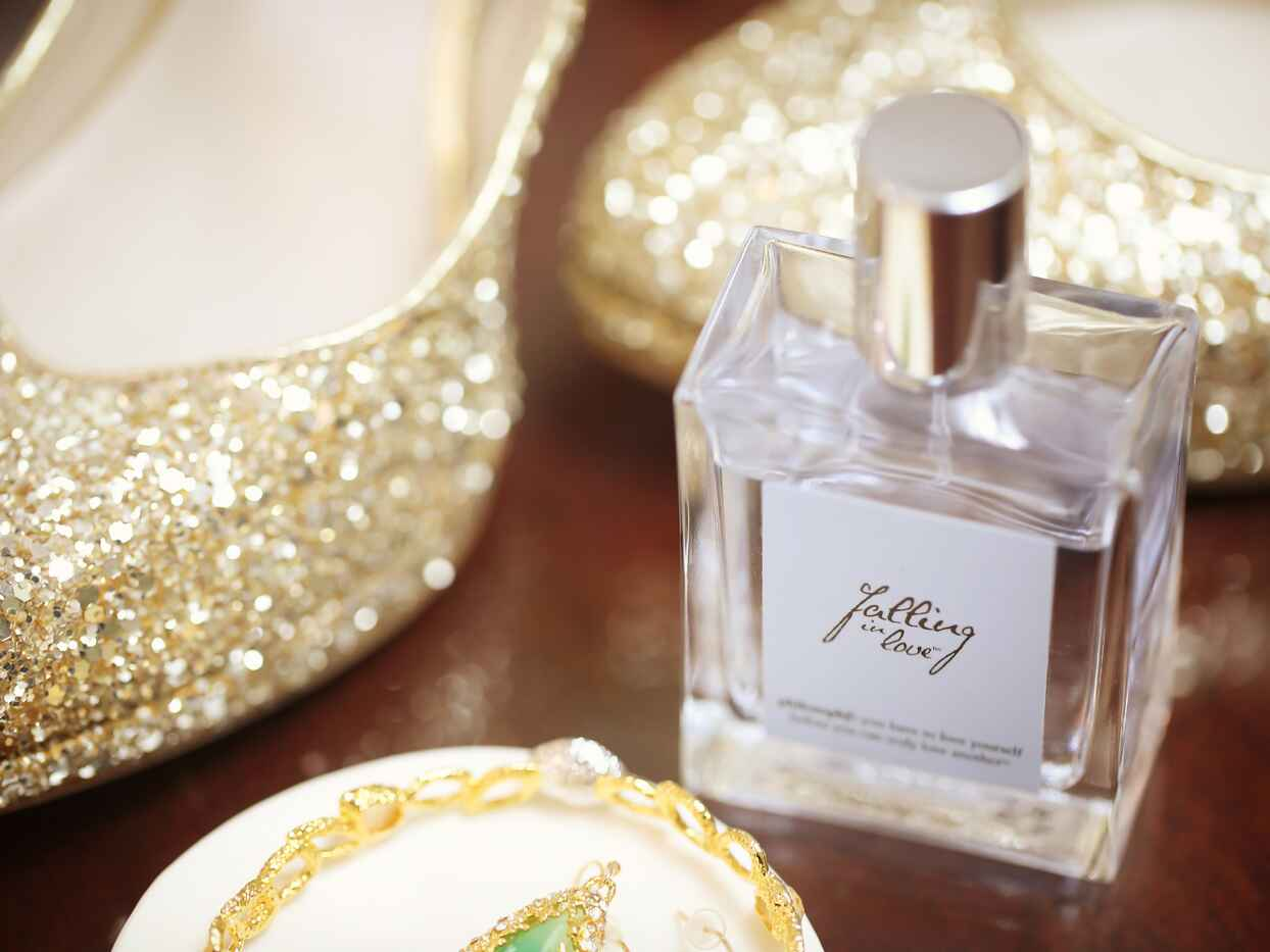 How to Pick Your Signature Wedding Day Scent