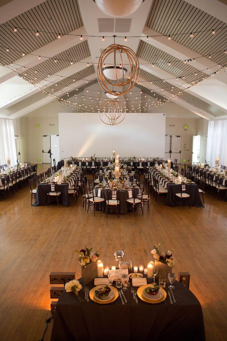 A Sophisticated Elegant Wedding At Cuvier Club In La