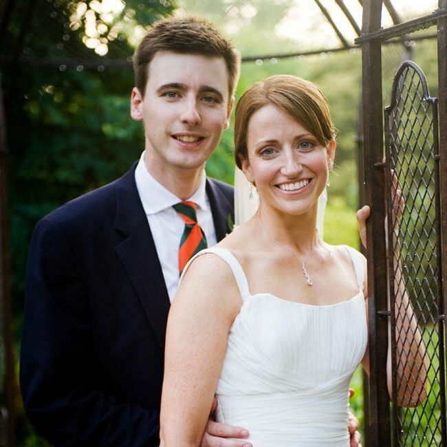 Kristin & Steve: An Outdoor Wedding In Richmond, VA