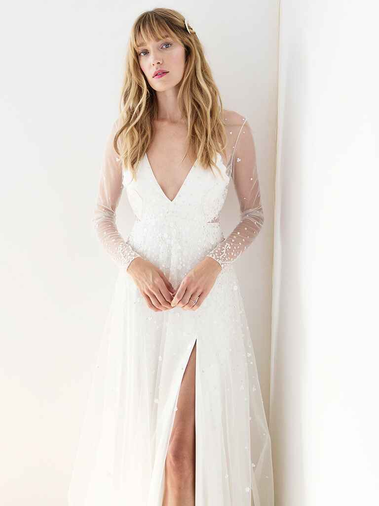 Alexandra Grecco Spring/Summer Collection: Bridal Fashion Week Photos