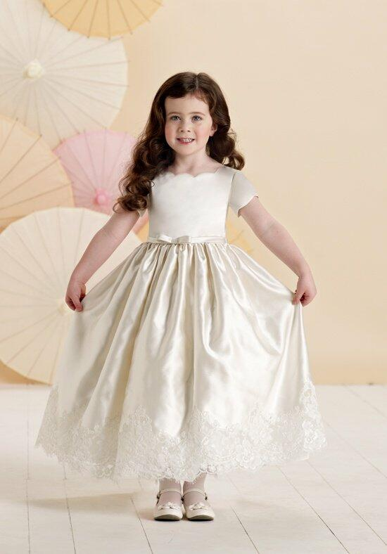 Joan Calabrese by Mon Cheri 214370 Flower Girl Dress photo