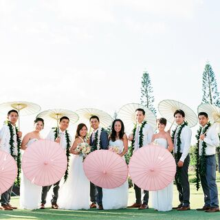 A Romantic Hawaiian Wedding in Kapalua