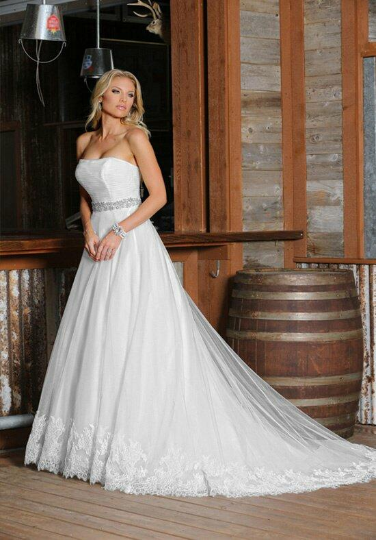 DaVinci Bridal 50297 Wedding Dress photo