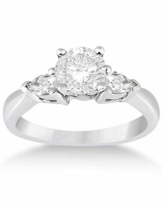 Allurez - Customized Rings U754 Engagement Ring photo