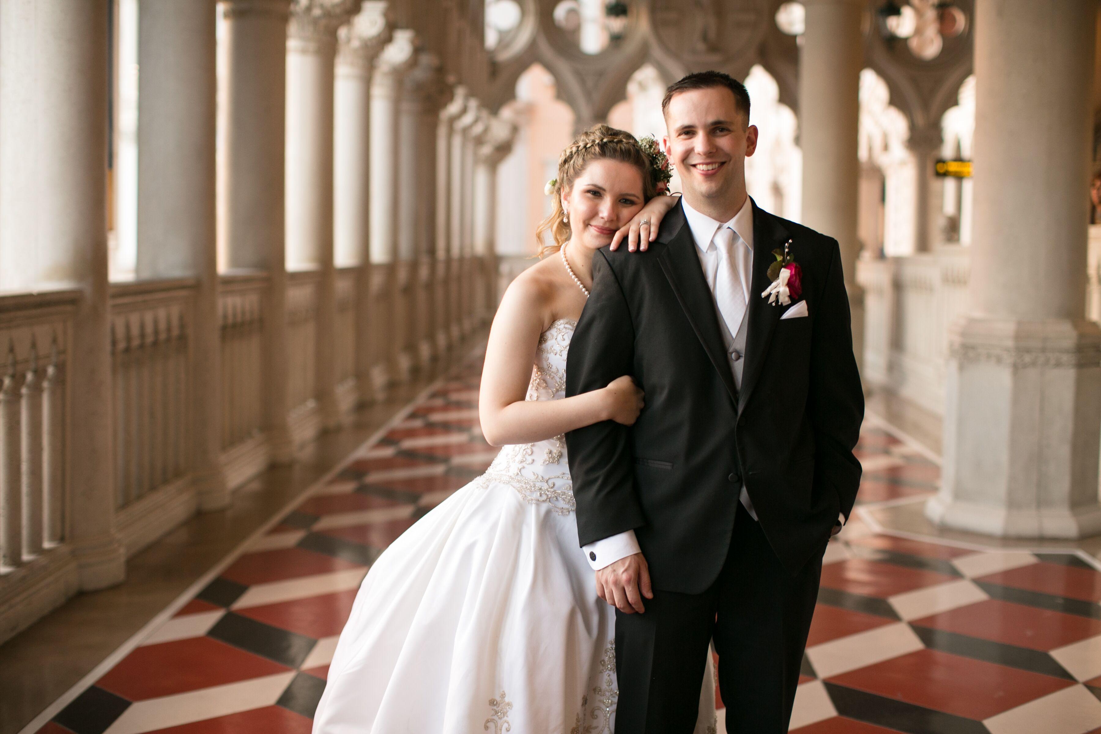 Wedding Photography Las Vegas Nevada: An Enchanted Garden-Inspired Wedding At The Venetian In