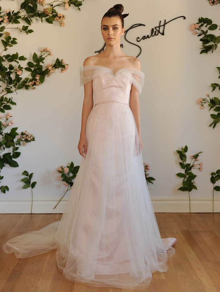 Austin Scarlett Fall 2016 Collection: Wedding Dress Photos