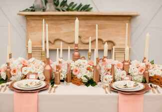 Rose Gold Wedding Ideas