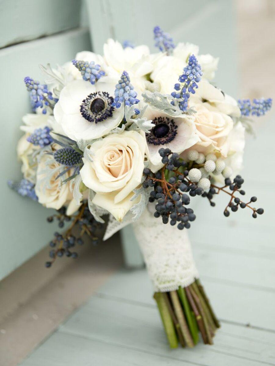 "15 New ""Something Blue"" Wedding Ideas"