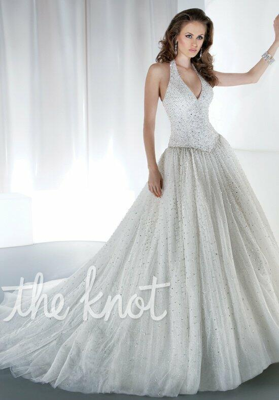 Demetrios 540 Wedding Dress photo