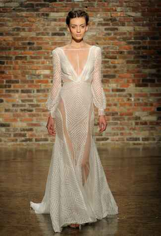 Haley Paige Spring 2014 Wedding Dresses/ Mimi