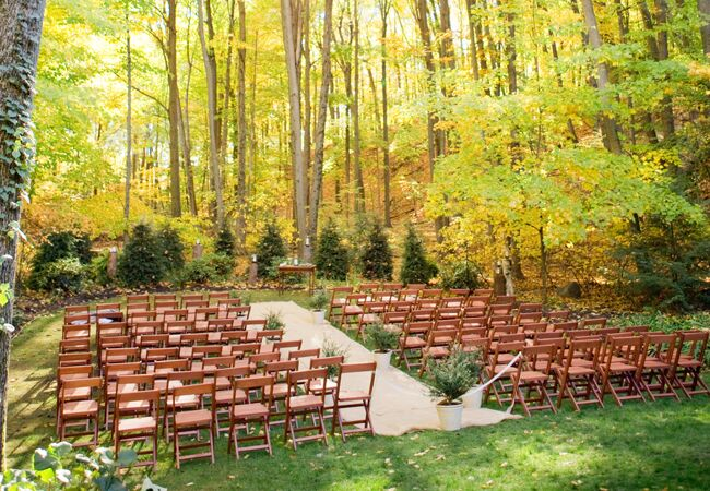 Ways To Make Your Outdoor Wedding Intimate