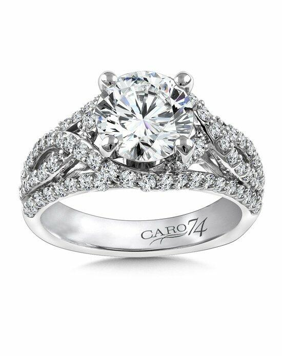Caro 74 CR795W Engagement Ring photo