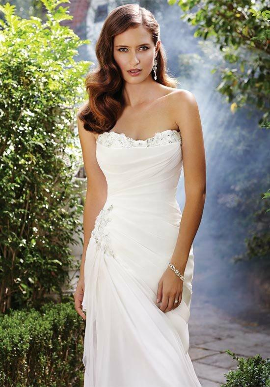 Sophia Tolli Y21374 Endine Wedding Dress photo