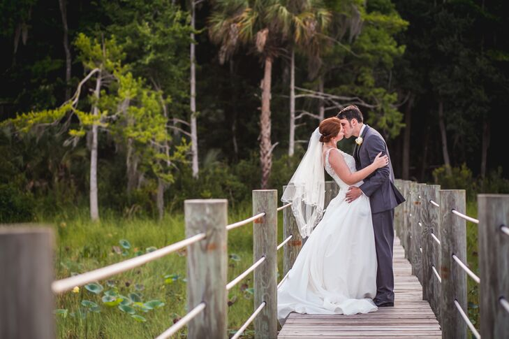 A Vintage Wedding At Lake Ashby Farms In New Smyrna Beach Florida