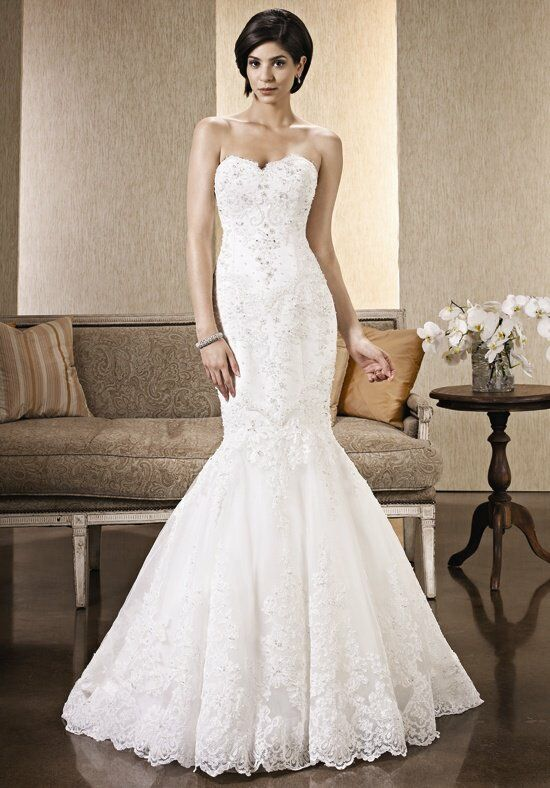 Kenneth Winston: Premiere LV99 Wedding Dress photo