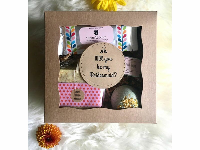 60 Bridesmaid Gift Ideas
