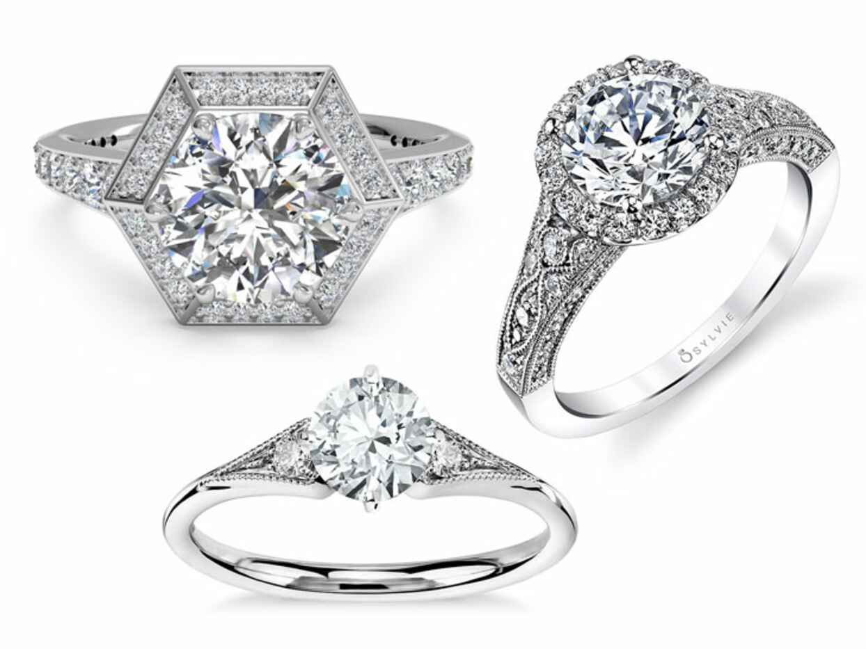 You Have to See These 11 Vintage Inspired Engagement Rings!