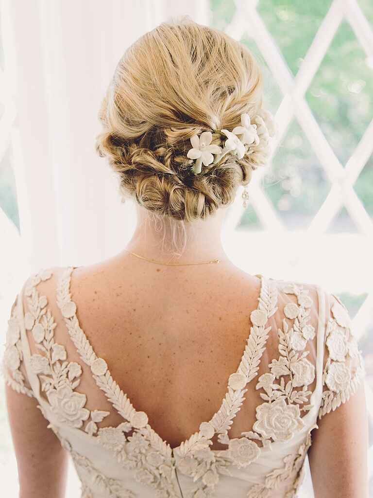 infant hair styles 17 wedding hairstyles for hair with flowers 7221