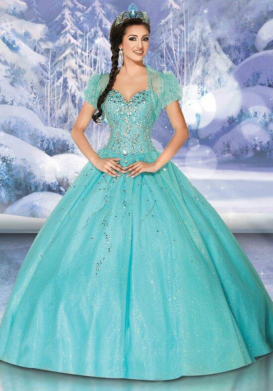Disney Royal Ball 41083 Bridesmaid Dress photo