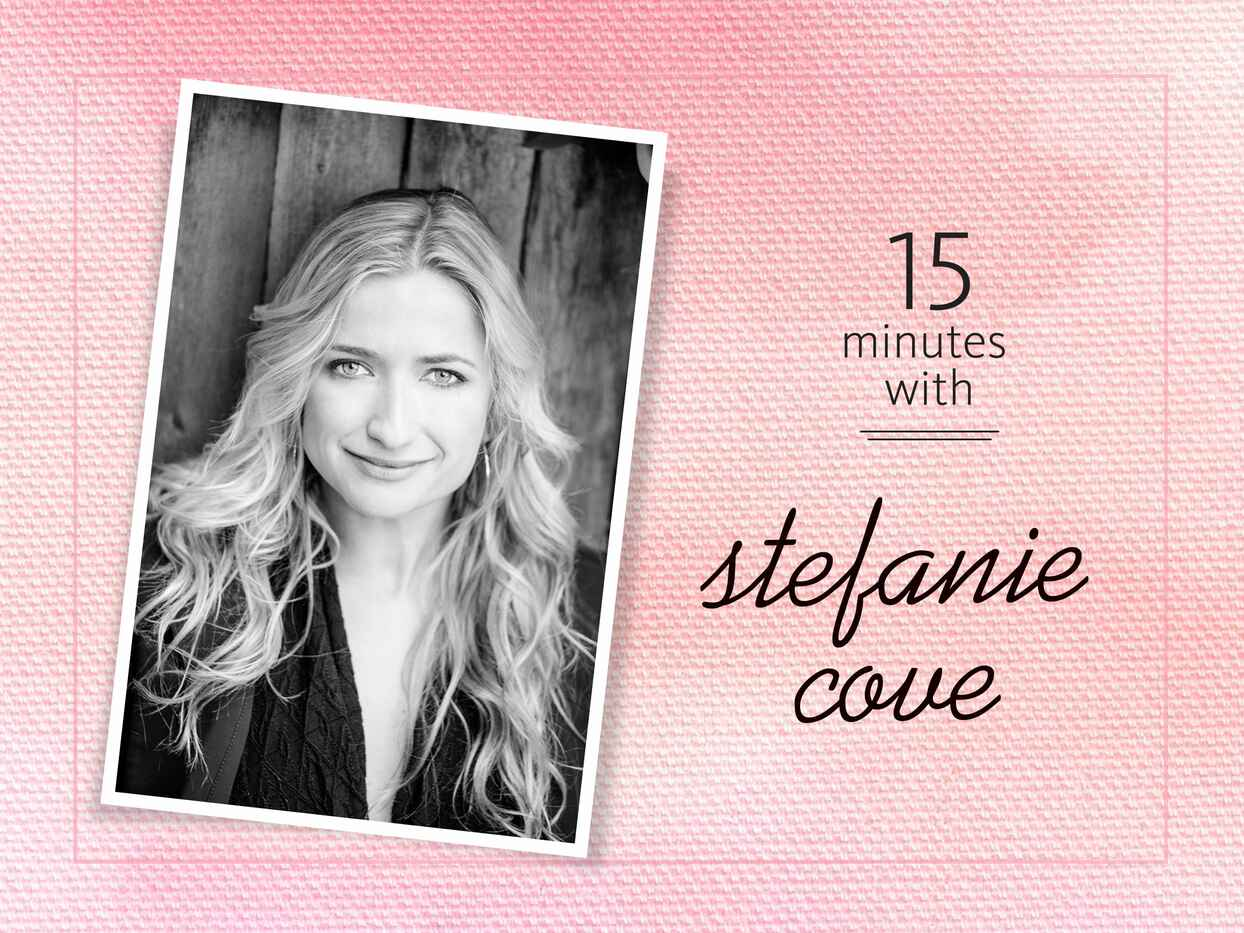 15 Minutes with Celebrity Event Planner Stefanie Cove