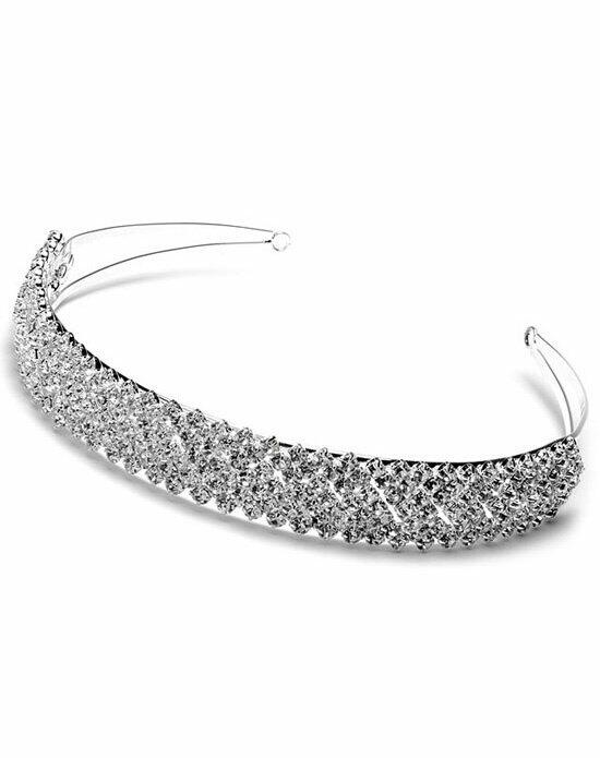 USABride Glamour Rhinestone Headband TI-122 Wedding Pins, Combs + Clips photo