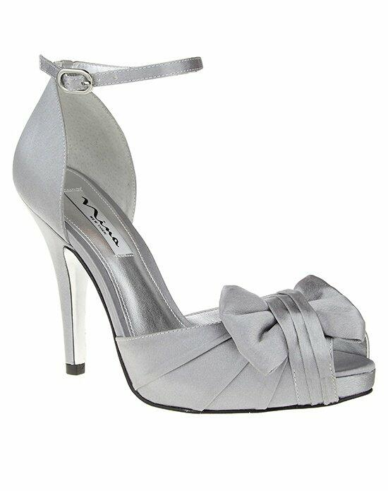 Nina Bridal ELLA_ROYAL SILVER Wedding Shoes photo