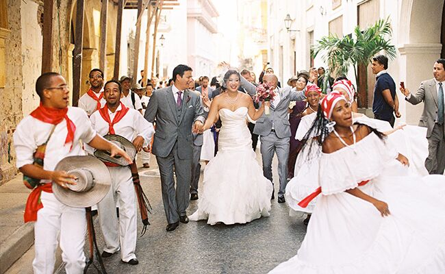 colombia dating and marriage customs