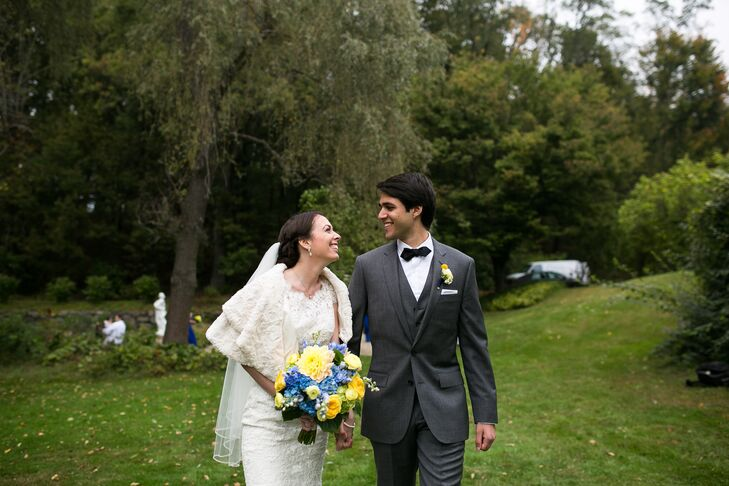 A Rustic, Outdoor Wedding At Codman Estate In Lincoln