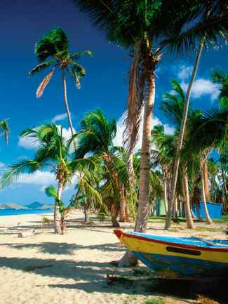 Caribbean wedding destination: Nevis