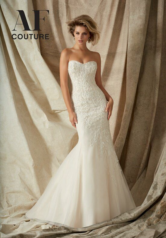 AF Couture: A Division of Mori Lee by Madeline Gardner 1322 Wedding Dress photo