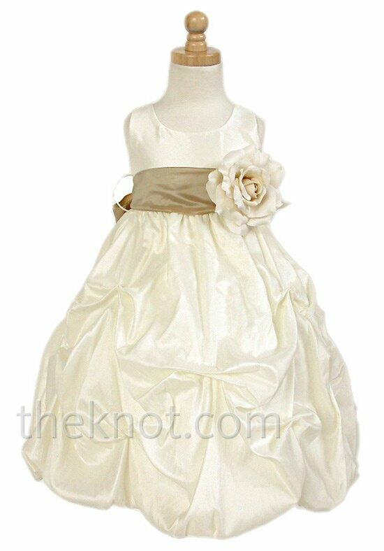 Pink Princess D3060 Flower Girl Dress photo