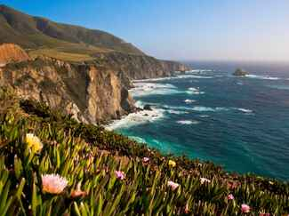 Pacific Coast Highway road trip honeymoon