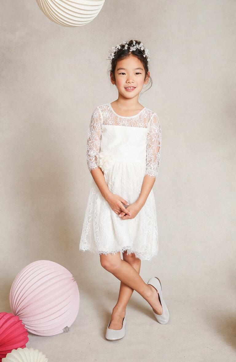 10 Adorable Flower Girl Dresses