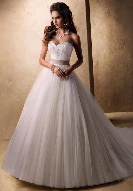 Maggie Sottero Taleigha Wedding Dress photo