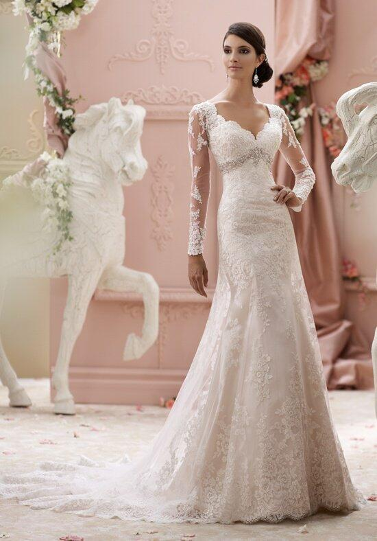 David Tutera for Mon Cheri 115240 Finley Wedding Dress photo