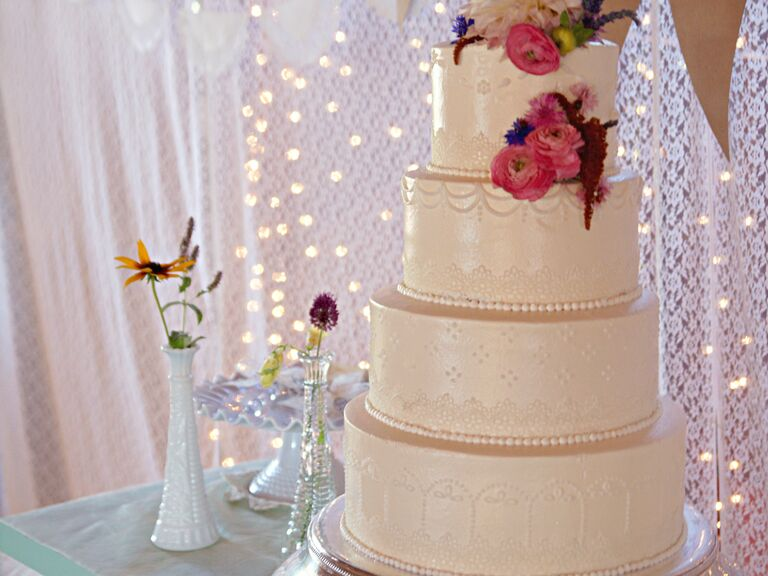 Wedding Cakes in Billings