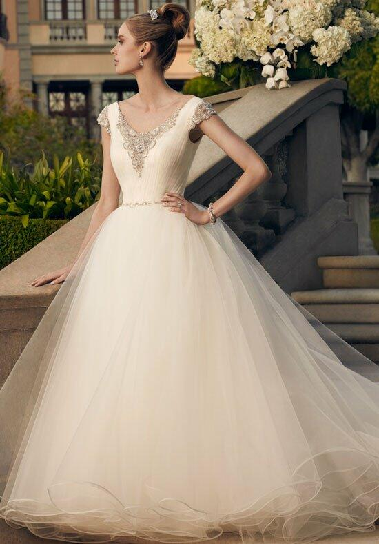 Casablanca Bridal 2167 Wedding Dress photo