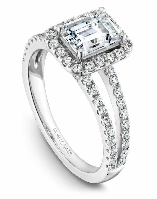 Noam Carver B092-01WS-100A Engagement Ring photo