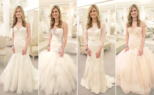 Vote For The Wedding Dress Rebekah Will Wear Down The Aisle!