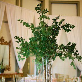 natural table arrangements - Branch Flower Arrangements