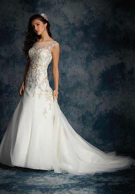 Alfred Angelo Sapphire 955 Wedding Dress photo