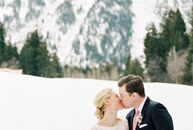 Although they live in New York City, Utah has always had special meaning for the couple. Andrew Kennedy (34 and an entrepreneur) grew up skiing in Par