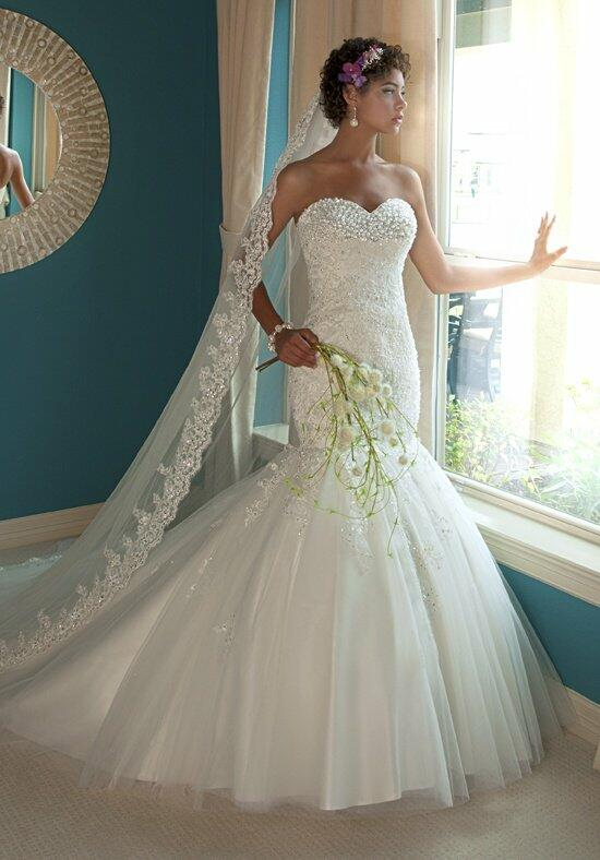 1 Wedding by Mary's Bridal 6207 Wedding Dress photo