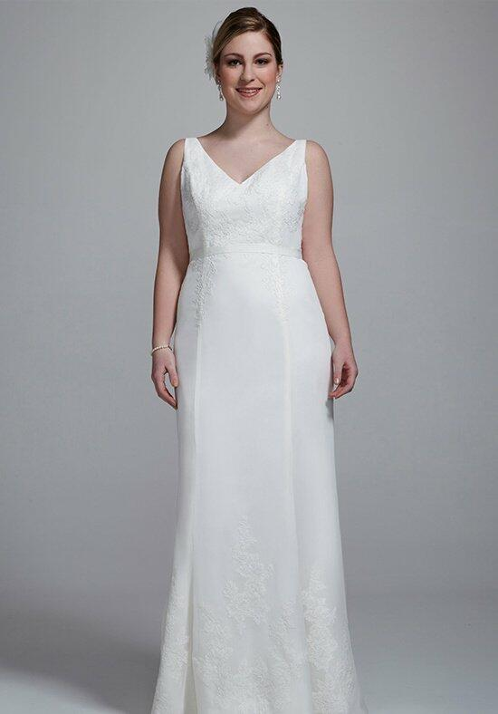 David's Bridal David's Bridal Woman Style 9MB3491 Wedding Dress photo