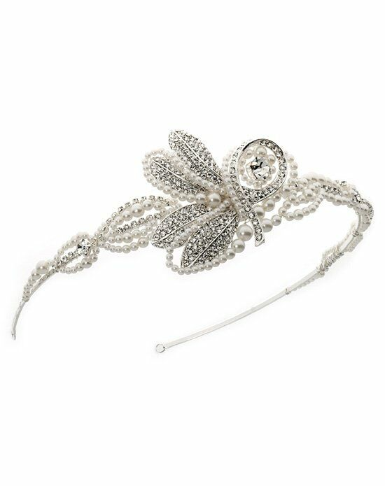 USABride Cora Pearl Headband TI-3134 Wedding Accessory photo