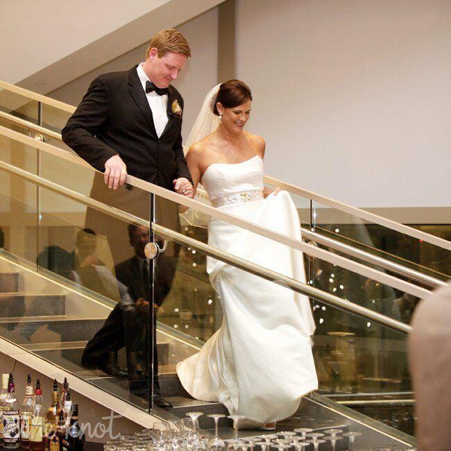 A Formal Contemporary Wedding In Grand Rapids, MI
