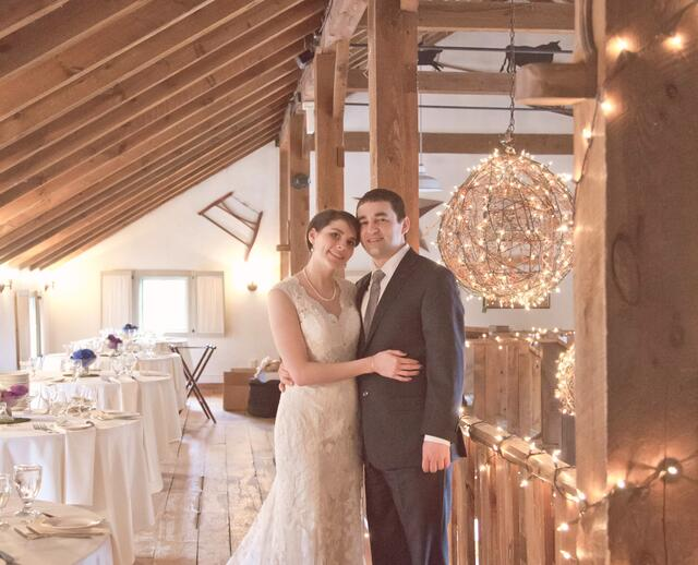 A Rustic Barn Wedding At Bittersweet Farms In Westport Machusetts