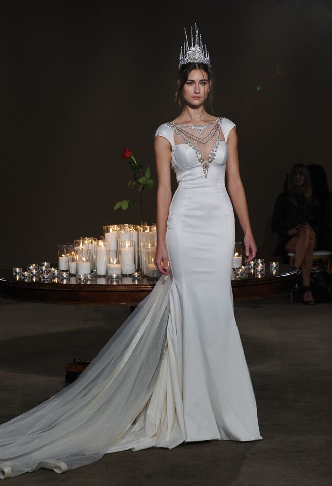Galia Lahav Fall 2016 Collection: Wedding Dress Photos
